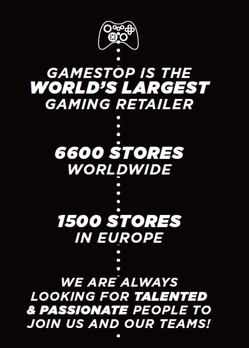 Careers – Gamestop Help Centre